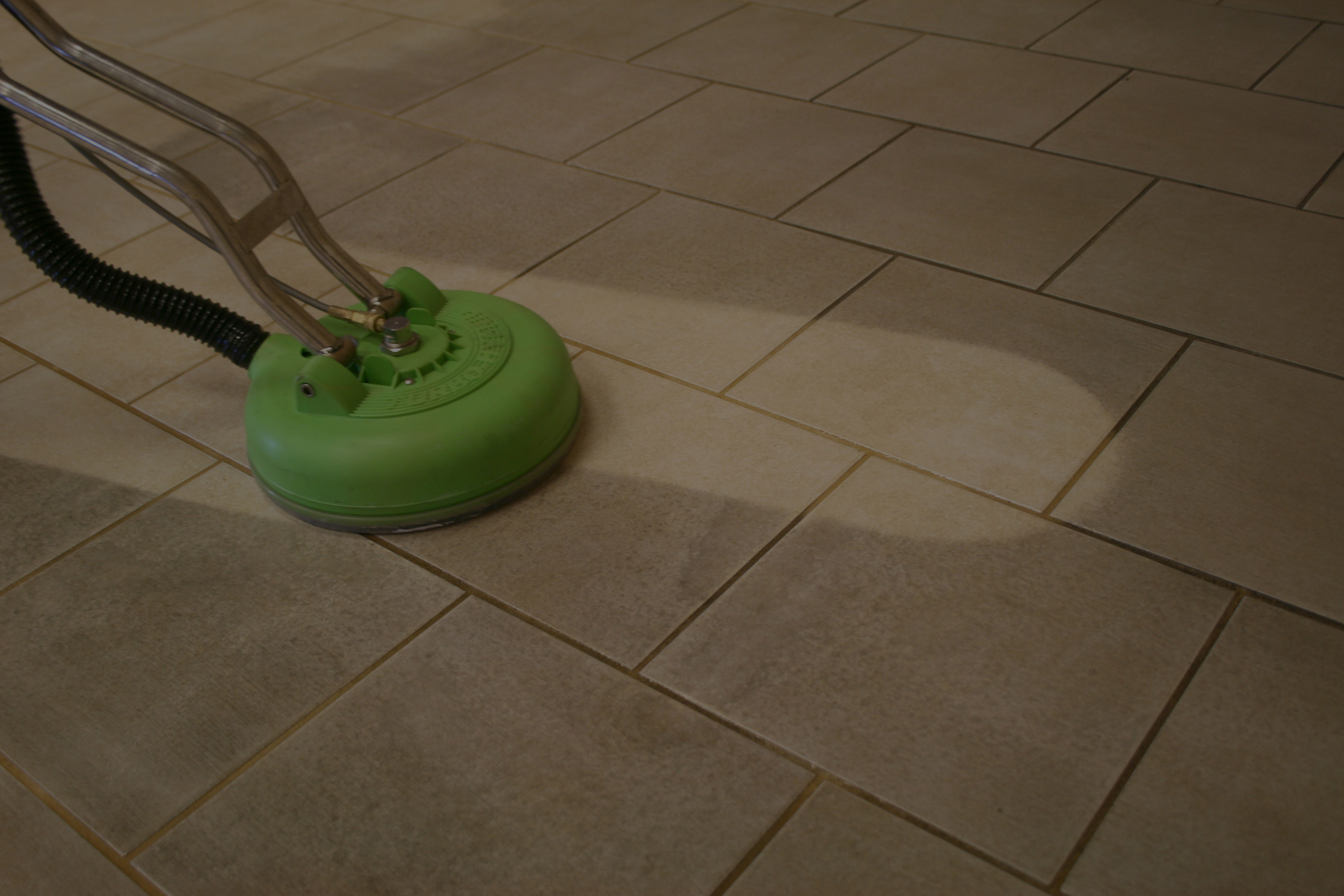 Residental tile Cleaning