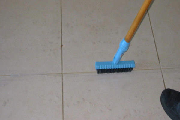 Residental grout Cleaning Cleaning
